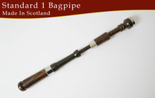 Wallace Standard 1 Bagpipes - Available for immediate dispatch from Scotland