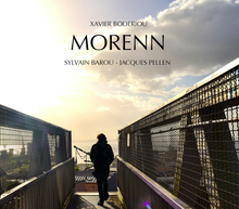 Morenn - by Xavier Boderiou (Final Vinyl  reduced to clear)