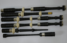 David Naill PN1 Bagpipes