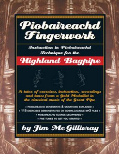 Rhythmic and Piobaireachd Fingerwork - Save when purchased together *In Stock*