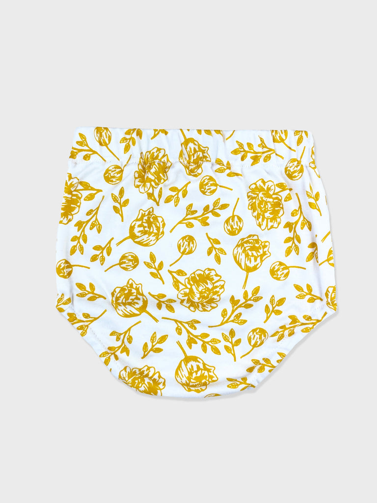 Golden Peony Baby Bloomers Kit & Cradle