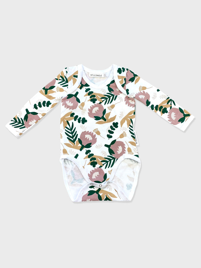 Protea Australian Made Long Sleeve Bodysuit Kit & Cradle