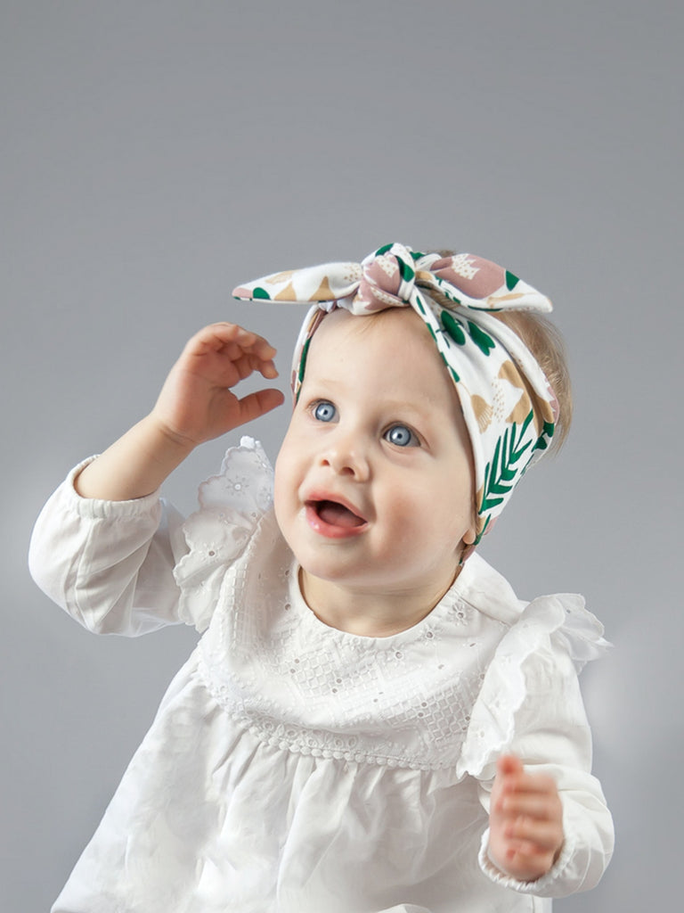 Protea Baby Knot Headband Kit & Cradle
