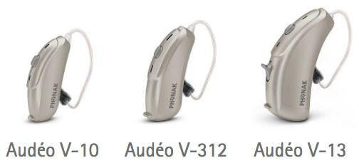 Phonak Audéo V90 Pair - HEAREX