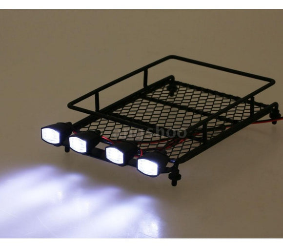 MRC 1/10 Luggage Rack LED Light Bar