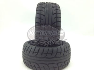 K Force Ribs 1/10 Onroad Tire (4)