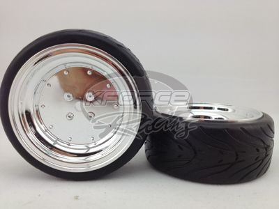 K Force Classic Chrome Rim (4)