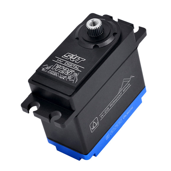 SRT W25 High Voltage Waterproof Servo
