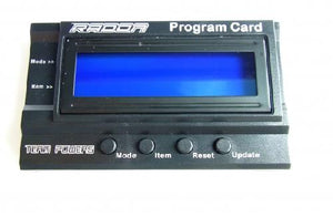 Team Powers Radon Pro Program Box