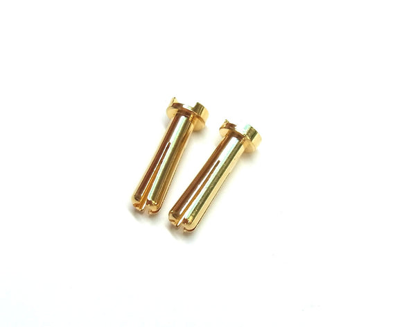 Team Powers 4mm Bullet Connector (Pair)