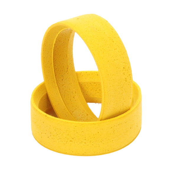 U6758 Moulded Insert: Yellow Touring (pr)