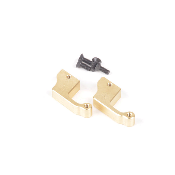 Brass Rear Weight (15g) - Cougar-Laydown (pr)