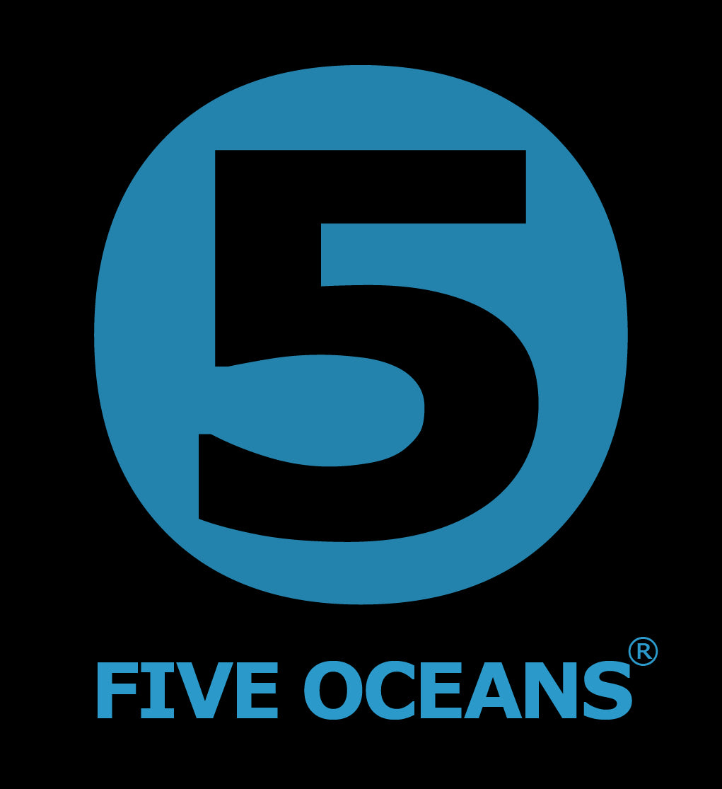 Five Oceans Fins Nuicollective - Five oceans