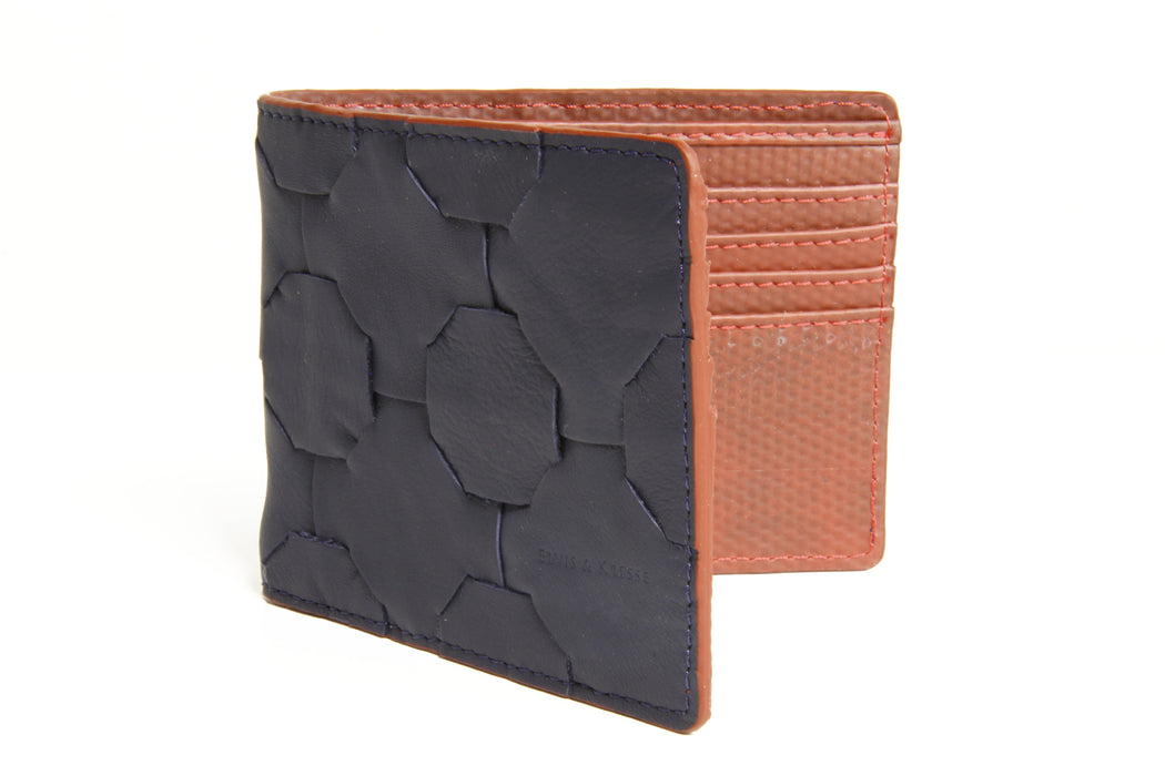 Elivs and Kresse Fire and Hide Wallet