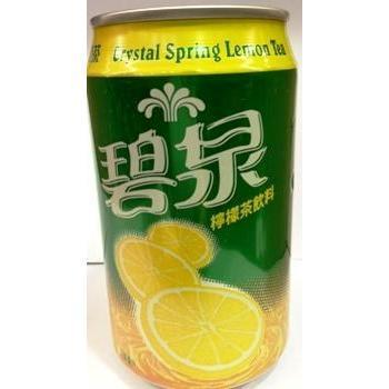 B001 Tin Lemon Tea Drink 350ml - 24box/1ctn - New Eastland Pty Ltd - Asian food wholesalers