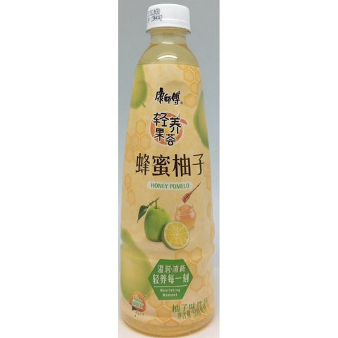 B002P Kon Brand - Honey Pomelo Flavour Drink 500ml - 15bot /1ctn - New Eastland Pty Ltd - Asian food wholesalers