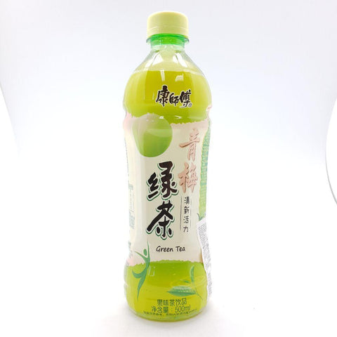 B004CG Kon Brand - Green Tea/Plum Drink 500ml - 24 bot /1ctn - New Eastland Pty Ltd - Asian food wholesalers
