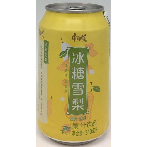 B012GD Kon Brand - Pear Flavour Drink 310ml - 24 can /1ctn - New Eastland Pty Ltd - Asian food wholesalers