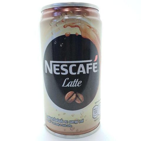 B024TL Nescafe Brand - 180ml Coffee Drink Latte  - 30 Bot /1ctn - New Eastland Pty Ltd - Asian food wholesalers