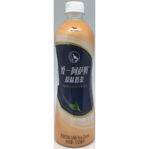 B033 Tong Yi  Brand - Milk Tea Drink 500ml - 15 bot /1ctn - New Eastland Pty Ltd - Asian food wholesalers