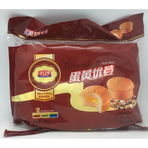 C006AW Ming Sha Brand - Chinese Toast Bread 360g - 12 bags / 1CTN - New Eastland Pty Ltd - Asian food wholesalers