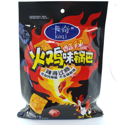 C006BA Rice Cracker SPICY 60/CTN - New Eastland Pty Ltd - Asian food wholesalers