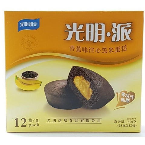 C015AY TBD Brand - Muffin Banana flavour 300g -TBD/CTN - New Eastland Pty Ltd - Asian food wholesalers