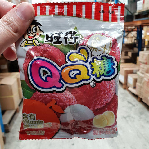 C052XL QQ LOLLY Lychee 70g - New Eastland Pty Ltd - Asian food wholesalers