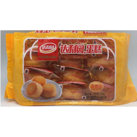C026MC  Da Li Brand - Fragrant Cake Egg Flavour 300g -  9 bags / 1 CTN - New Eastland Pty Ltd - Asian food wholesalers