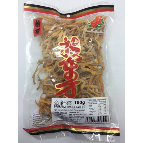 D004M New Eastland Pty Ltd - Preserved Vegetables 150g - 50 bags / 1 CTN - New Eastland Pty Ltd - Asian food wholesalers