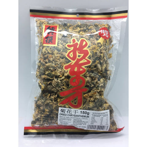 D006L New Eastland Pty Ltd - Dried Chrysanthemum 150g - 25 bags / 1CTN - New Eastland Pty Ltd - Asian food wholesalers