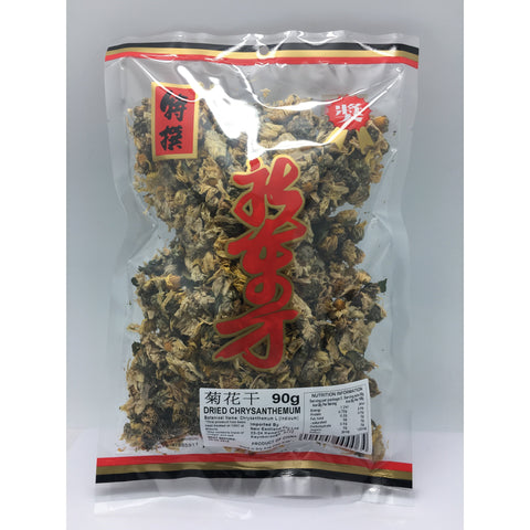 D006M New Eastland Pty Ltd - Dried Chrysanthemum 90g - 25 bags / 1CTN - New Eastland Pty Ltd - Asian food wholesalers