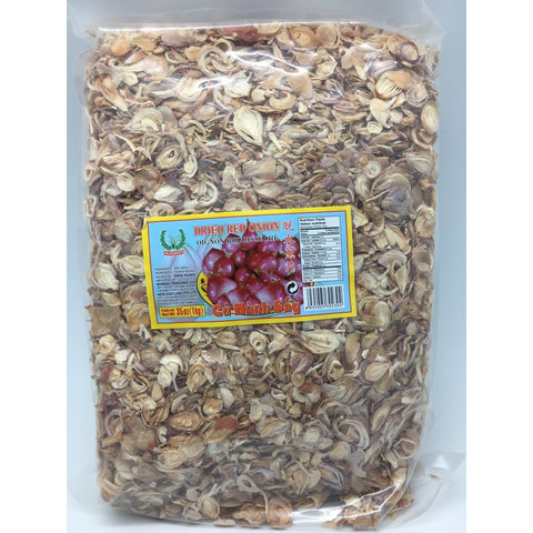 D099K Fraternity Brand - Dried Fried Onions 1kg - 10 bags / 1 CTN - New Eastland Pty Ltd - Asian food wholesalers
