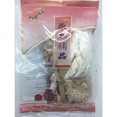 D116C Elegant Flower Brand - soup mix 100g - 100 bags / 1 CTN - New Eastland Pty Ltd - Asian food wholesalers