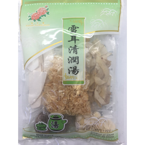 D116W Elegant Flower Brand - soup mix 100g - 100 bags / 1 CTN - New Eastland Pty Ltd - Asian food wholesalers