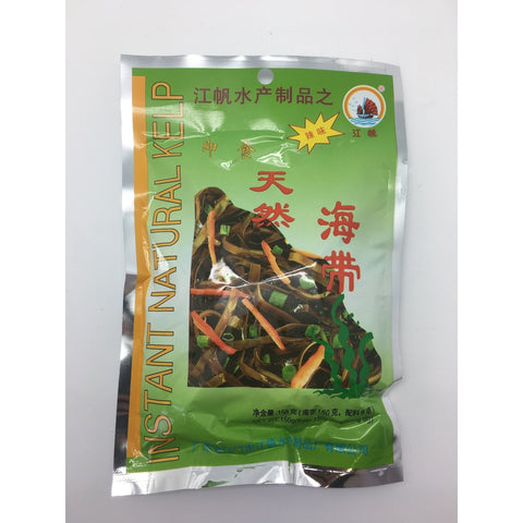 D119 Jiang Fan Brand - Instant Natural Kelp 150g - 40 bags / 1 CTN - New Eastland Pty Ltd - Asian food wholesalers