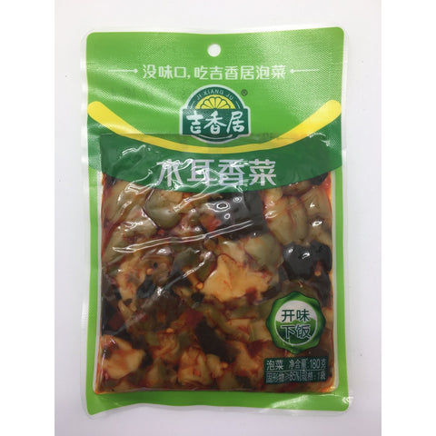 D124V Preserved Mustard Fungus 180g - 30 bags / 1CTN - New Eastland Pty Ltd - Asian food wholesalers