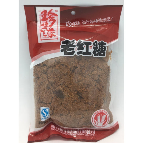 D236O Zhen Wei Yuan - Lao Brown Sugar 380g - 50 bags / 1 CTN - New Eastland Pty Ltd - Asian food wholesalers