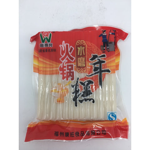 D305R Wang Qi Brand- Rice Cakes 400g - 28 bags / 1 CTN - New Eastland Pty Ltd - Asian food wholesalers