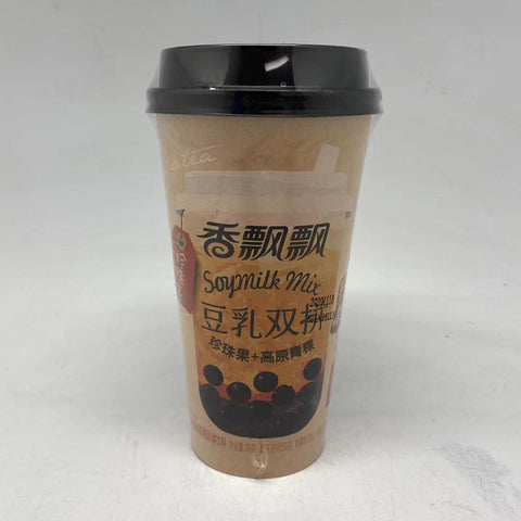 I003AC Xiang Piao Piao - Soy Milk Tea Mix With Toppings 85g - 30 cup / ctn