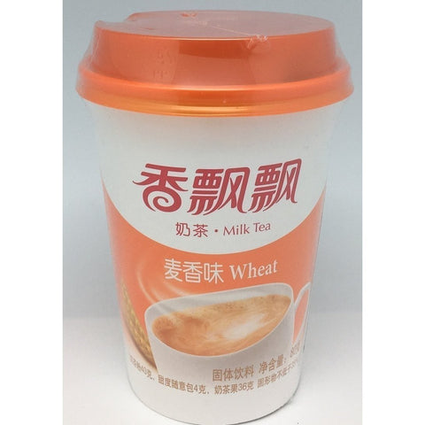 I003AM Xiang Piao Piao Brand - Instant Milk Tea Drink Malt Flavour 72g - 30 cup / 1 CTN - New Eastland Pty Ltd - Asian food wholesalers