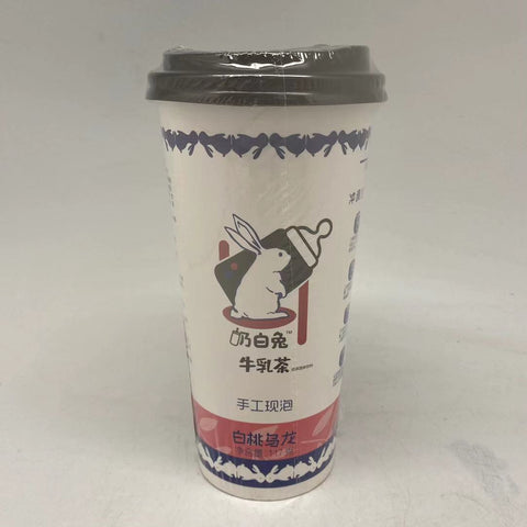 I003WD Nai Bai Tu Milk Tea (Peach Oolong) 117g - 20cup/ctn