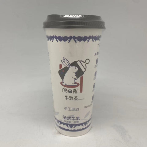 I003WC Nai Bai Tu Milk Tea (French Style) 132g - 20 cup/ctn