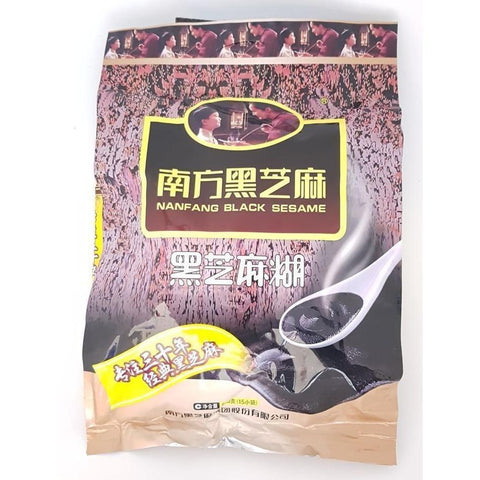 I012AB Nan Fang brand- Black Sesame Instant Original Flavour 15x40g - 15 bags / 1 CTN - New Eastland Pty Ltd - Asian food wholesalers