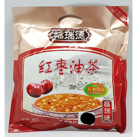 I022R TBD Brand - Instant red date Cereal 300g - 30 bags/ 1 CTN - New Eastland Pty Ltd - Asian food wholesalers