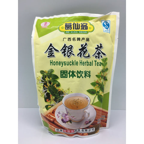 I035H GeXianWeng Brand - HoneySuckle Herbal Tea 16x10g - 60 bags / 1 CTN - New Eastland Pty Ltd - Asian food wholesalers