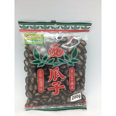 J054AO Farmer's Grange Brand - Melon Seeds 208g - 50 bags / 1 CTN - New Eastland Pty Ltd - Asian food wholesalers