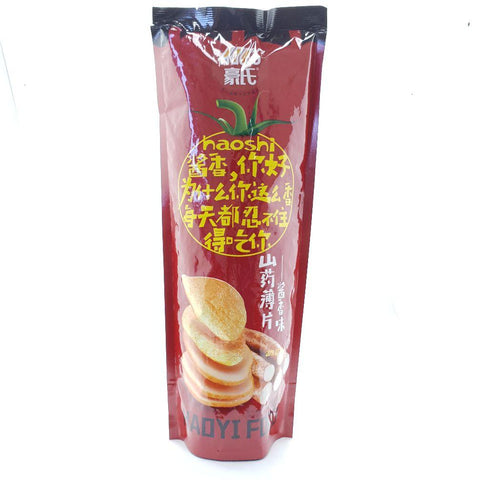 J065HR Yam Chips 40/CTN - New Eastland Pty Ltd - Asian food wholesalers