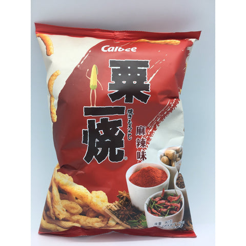 J073A Calbee - Potato Chips (Herbs and spices Flavour) 80g - 20 bags / 1 CTN - New Eastland Pty Ltd - Asian food wholesalers