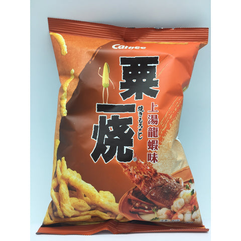 J073L Calbee - Corn Chips (Lobster Flavour) 80g - 20 bags / 1 CTN - New Eastland Pty Ltd - Asian food wholesalers